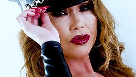 3 Facials For Asian MILF Kianna Dior